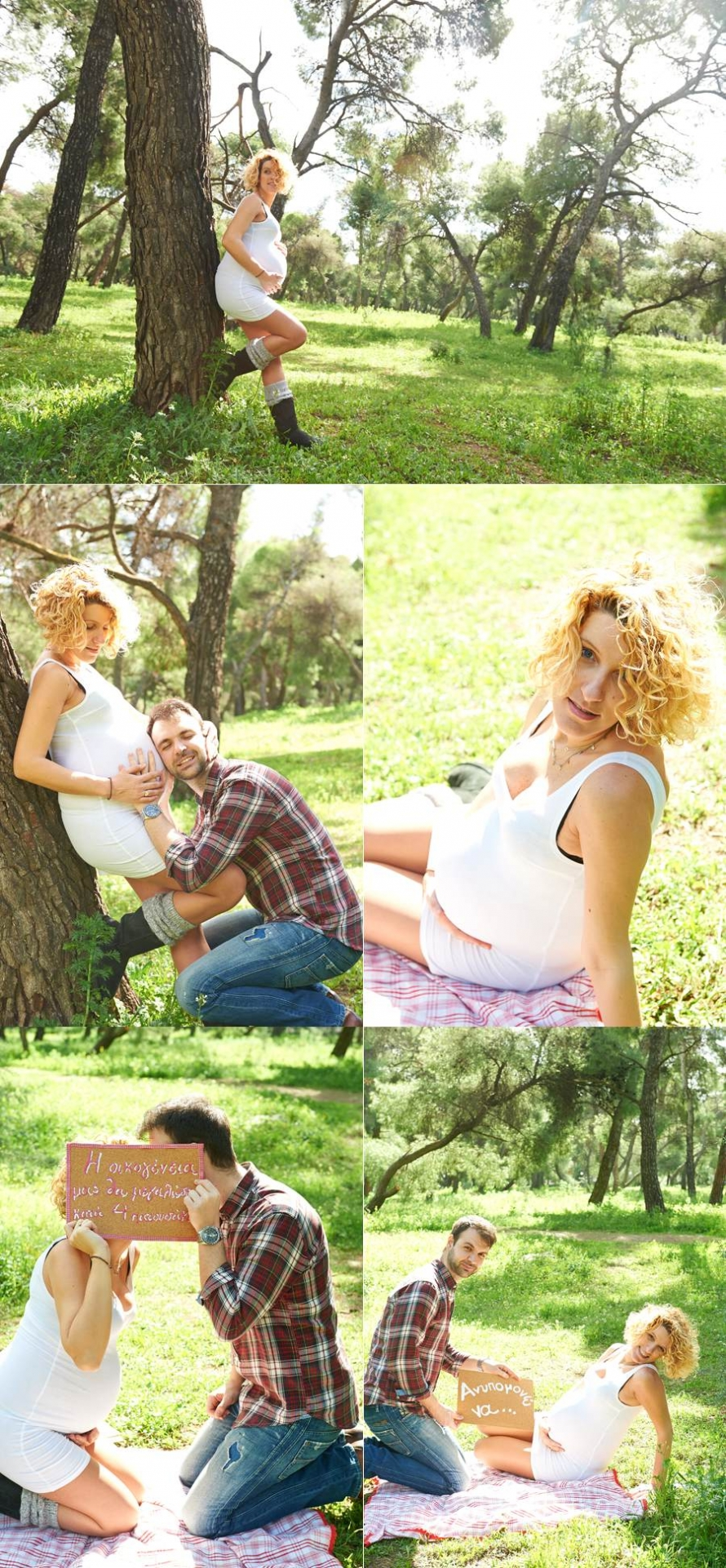 Ilias Maria maternity photos 02
