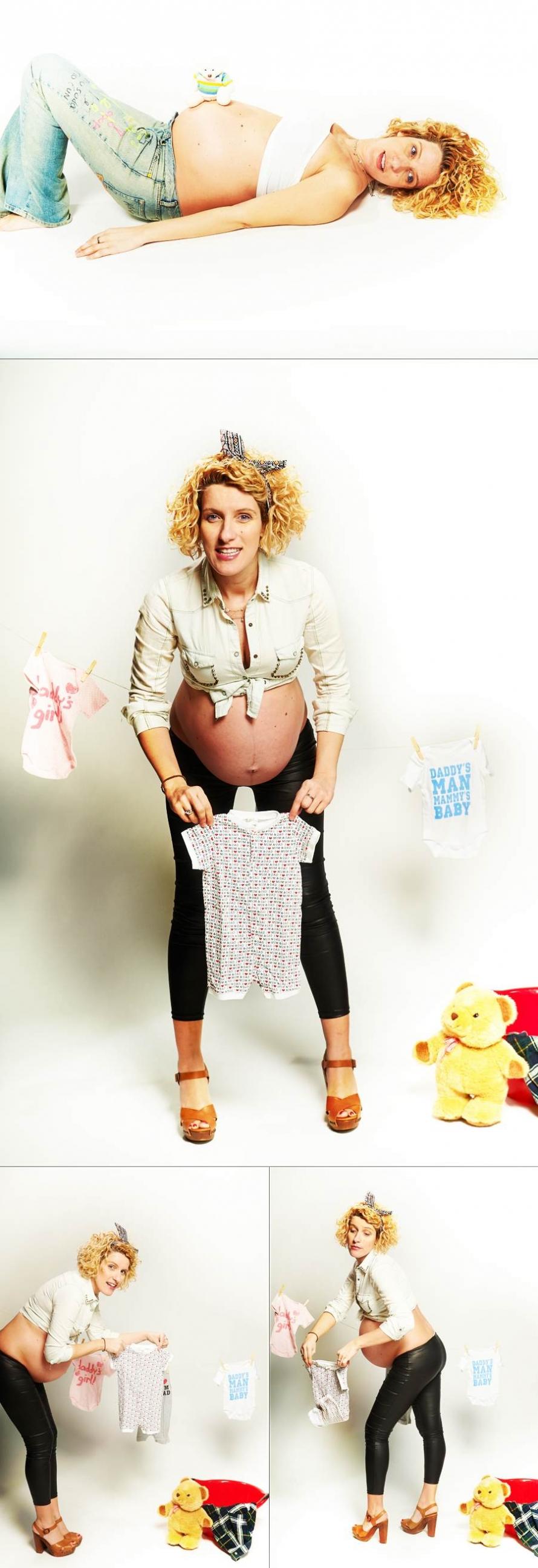 Ilias Maria maternity photos 09