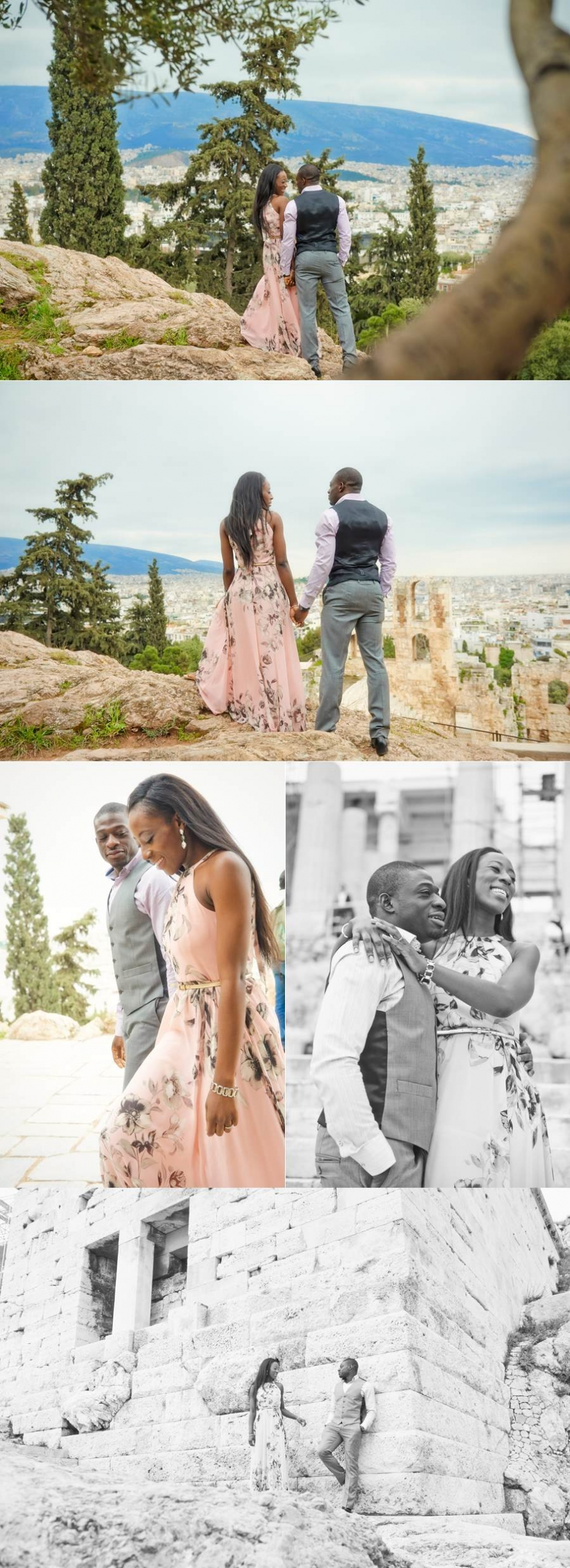 Tosin Bolu engagement photo shooting 01