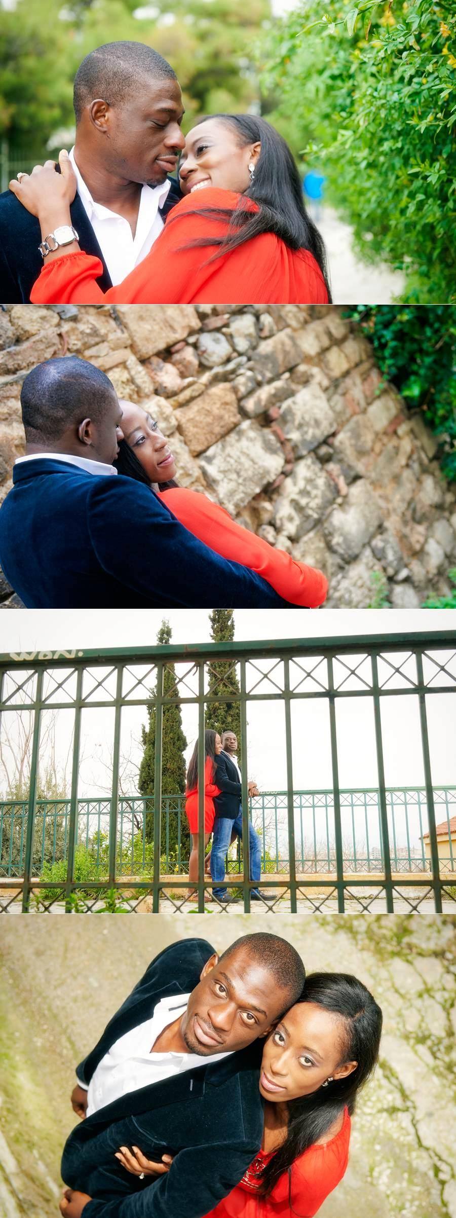 Tosin Bolu engagement photo shooting 07