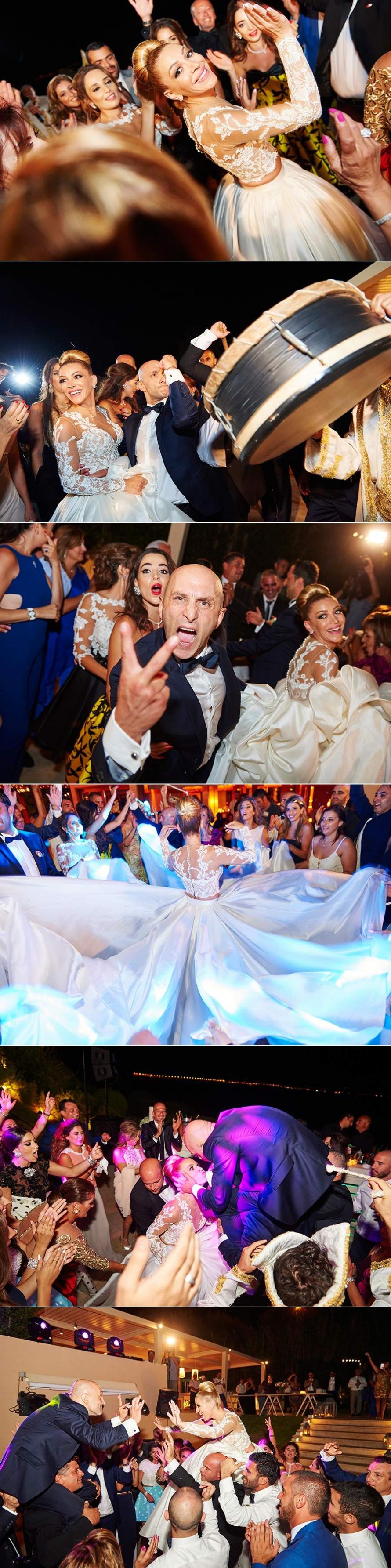 Fady Rana wedding photo 17